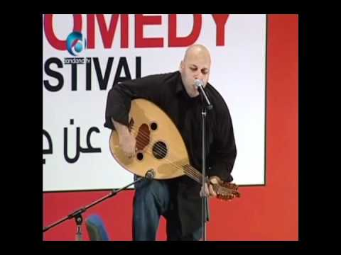 Amer Zaher - Oh my lover - Amman Stand-up Comedy Festival