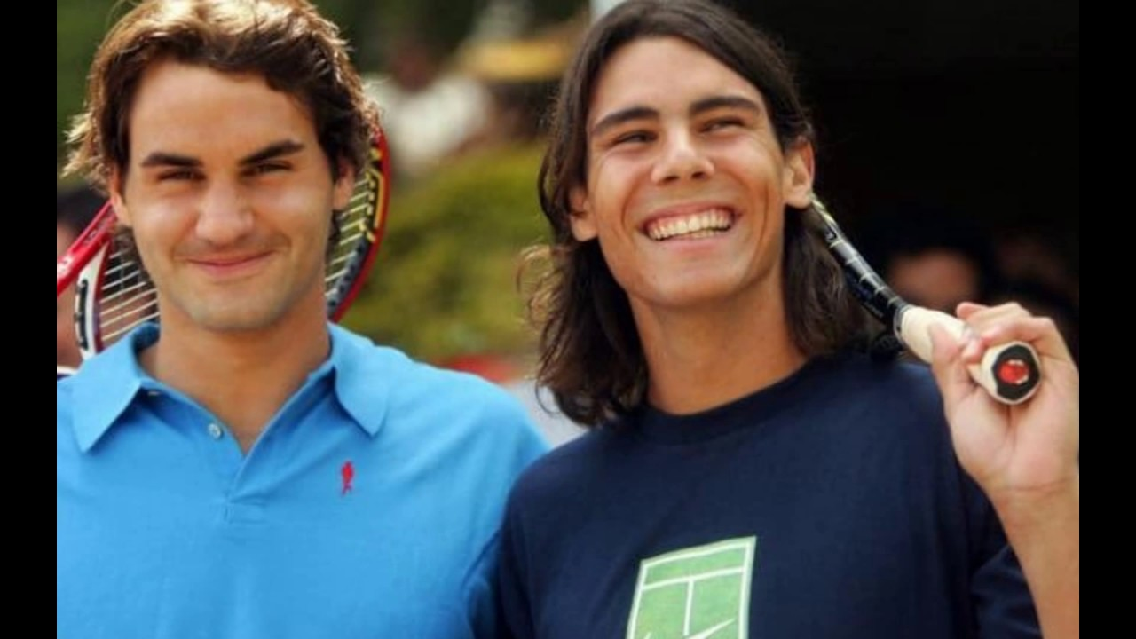 Roger Federer And Rafael Nadal Two Legends Youtube