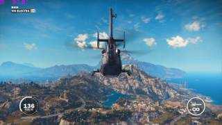 Just Cause 3 - GTX 1070 - i7 6700k - Ultra settings