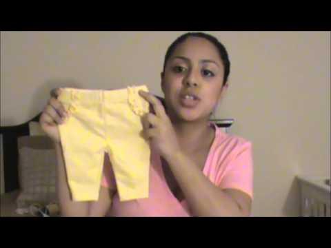 Baby Buys: Clothing Haul (Carter's, Walmart, Babies R Us)