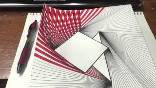 Video Red Shapes & Lines abstract drawing download MP3, 3GP, MP4, WEBM, AVI, FLV Juni 2018
