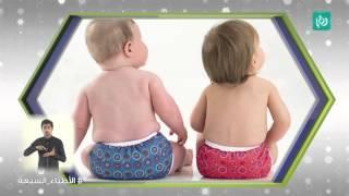 التشنجات الحرارية عند الاطفال