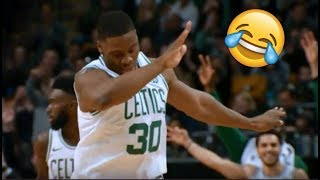 NEW Funny NBA Moments 2018