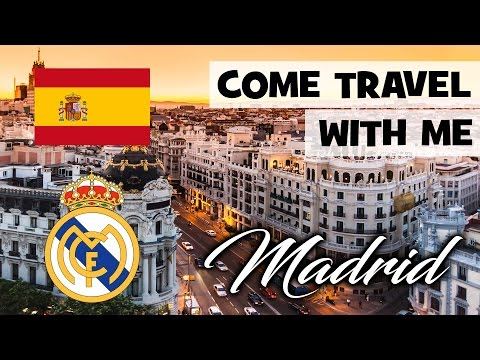 Travel With Me | Madrid Guide