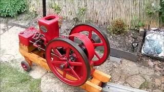 1917 Amanco for sale - Video for ebay -