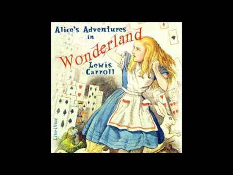 Alice's Adventures in Wonderland (FULL Audio Book) - part - 1