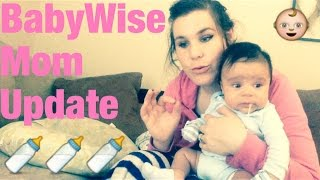 BabyWise Mom: Monica-update[PtoneVlogs]