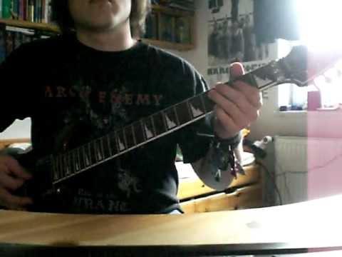 Volbeat - Fallen (Standart Guitar Tuning)