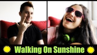 Walking on Sunshine - Acoustic Beatbox Cover by Kartiv2 & Isato