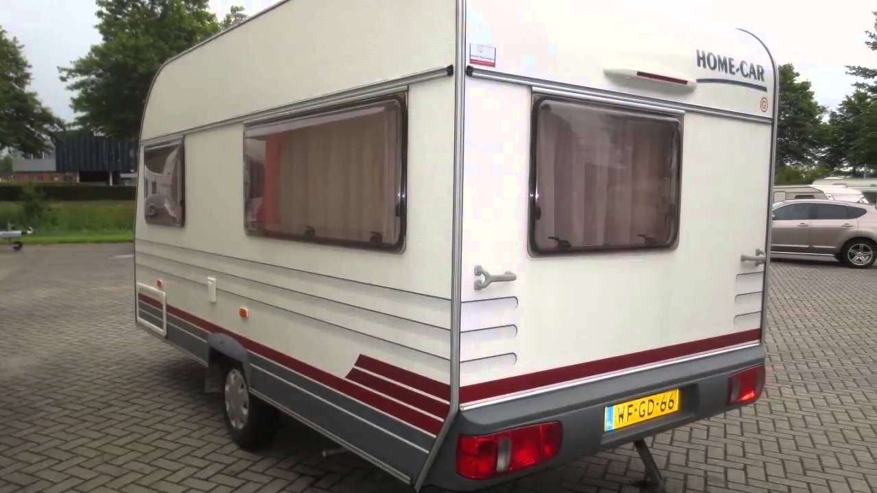Caravan te koop home car racer 39 tzd verkocht youtube for House te koop