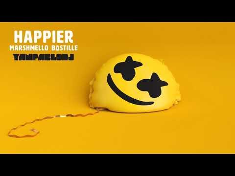 Yan Pablo DJ Marshmello e Bastille - Happier FUNK REMIX