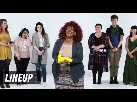 Match the Sex Toy to the Person (Samantha) | Lineup | Cut
