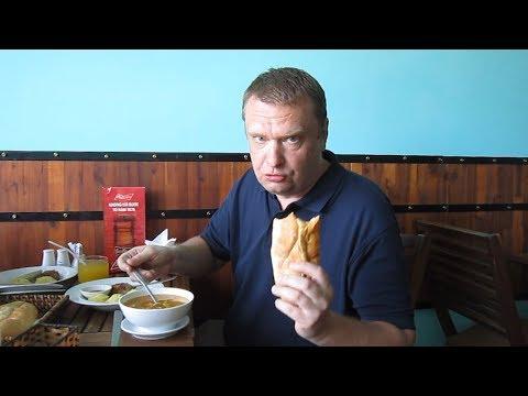 Комплексный обед во Вьетнаме. Питание в Нячанге. Бизнес ланч. Недорого и вкусно поесть Вьетнам 2019