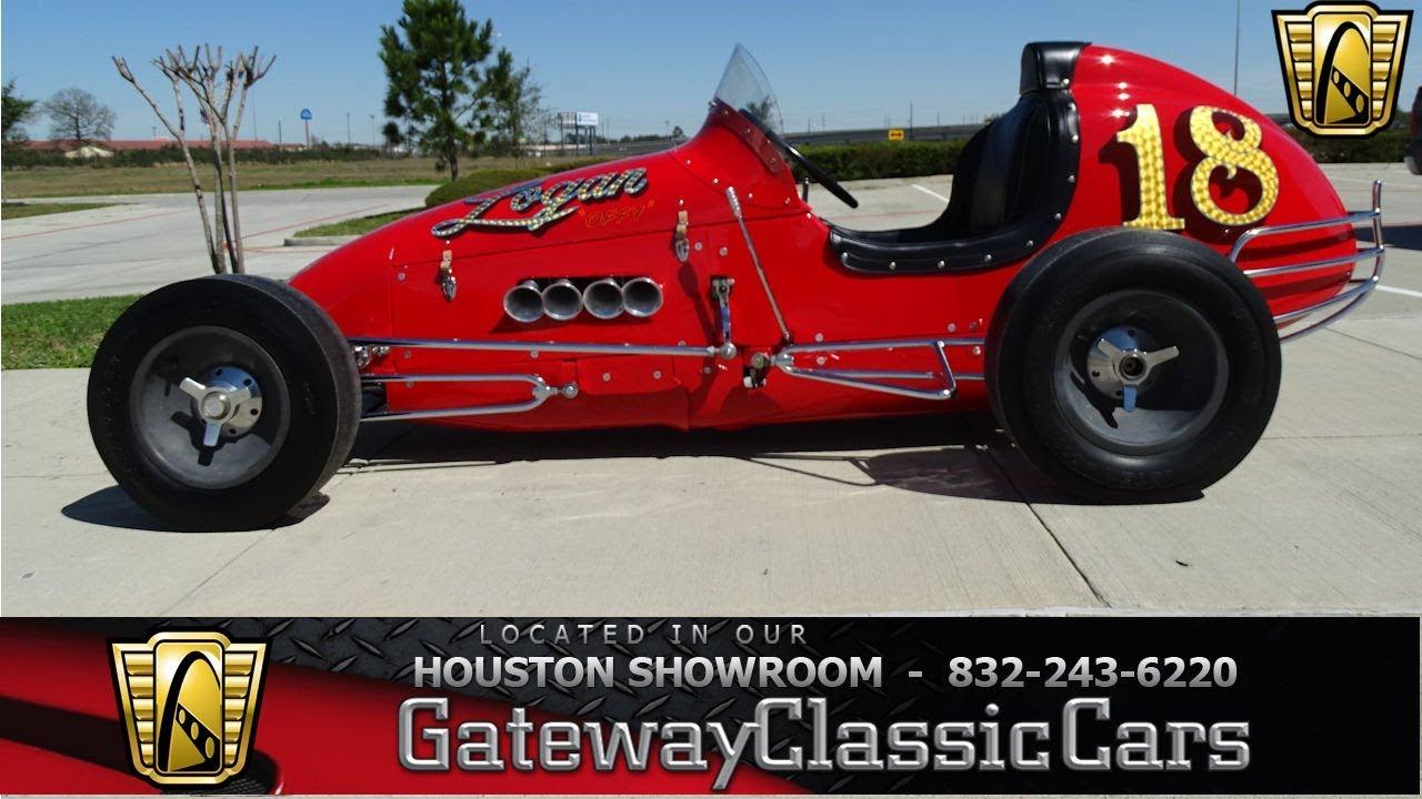 Kurtis craft midget race car