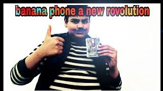 Banana phone iphone x parody