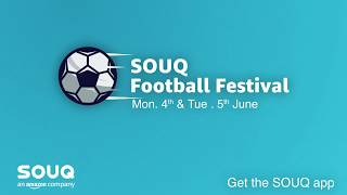 SOUQ Football Festival 2018 thumbnail