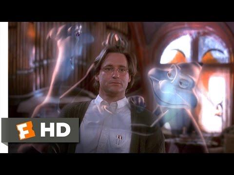 Casper (6/10) Movie CLIP - A Ghost-to-Ghost Network (1995) HD