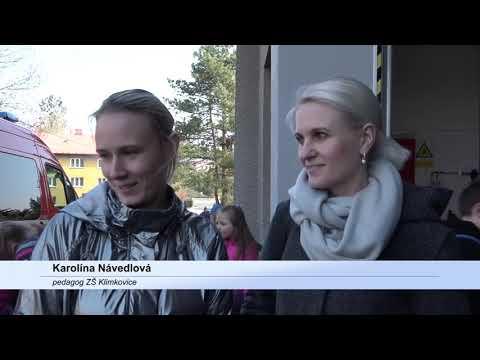 Kalend akc v Klimkovicch - Kosen louky a svatojnsk ohe