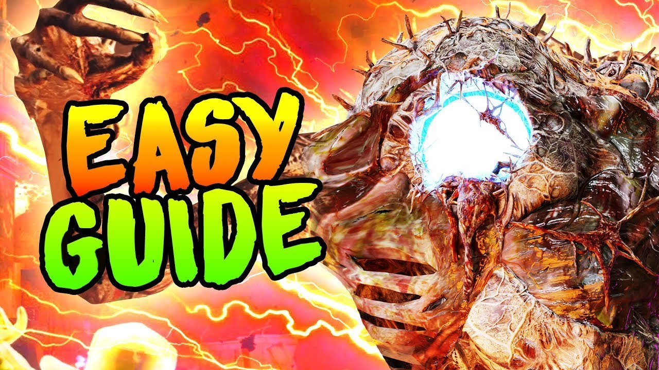 FIREBASE Z EASTER EGG HOW-TO (STEP BY STEP) W BOSS FIGHT
