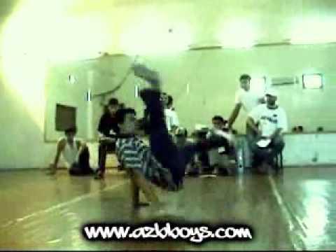 Azeri b-boys SHOW ME UR POWER competition