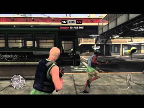 "Rockstar Games Presents: Max Payne 3 Multiplayer ""Payne Killer"" Map: Sao Paulo Bus Depot"