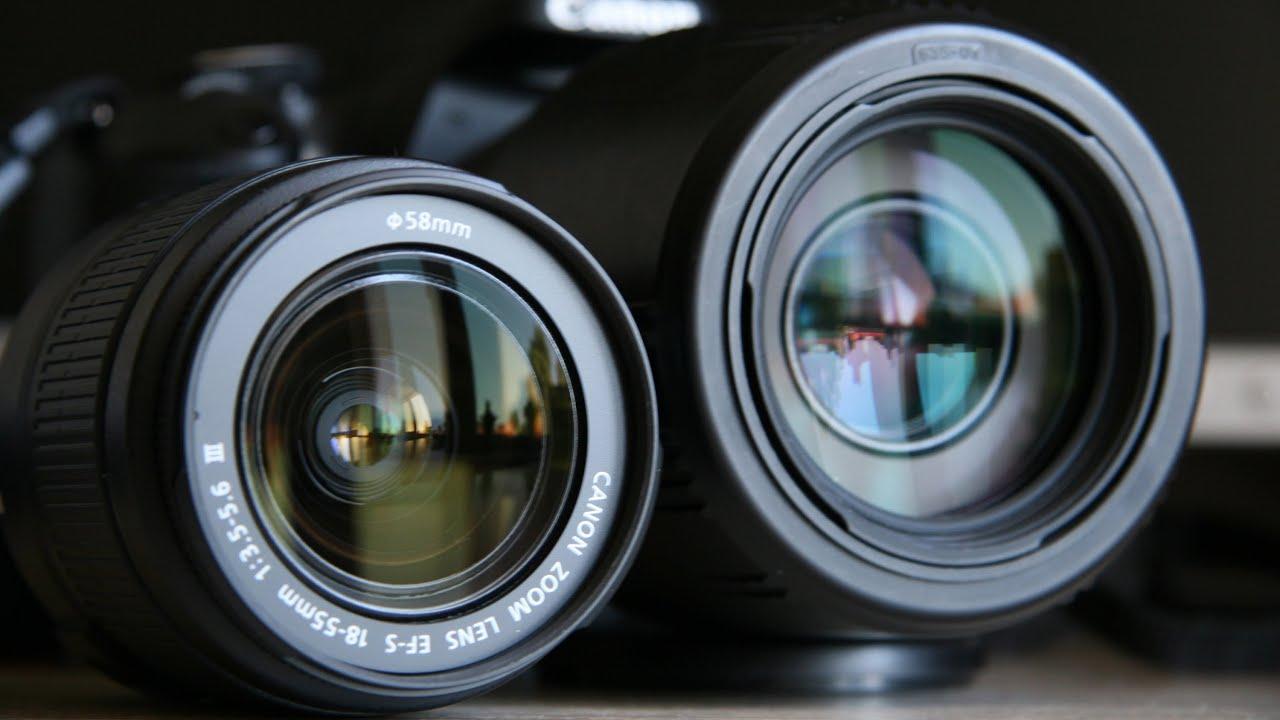 Объективы для камеры своими руками 15