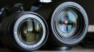 Чистка объектива  Линза объектива   как очистить в домашних условиях. How to clean the lens