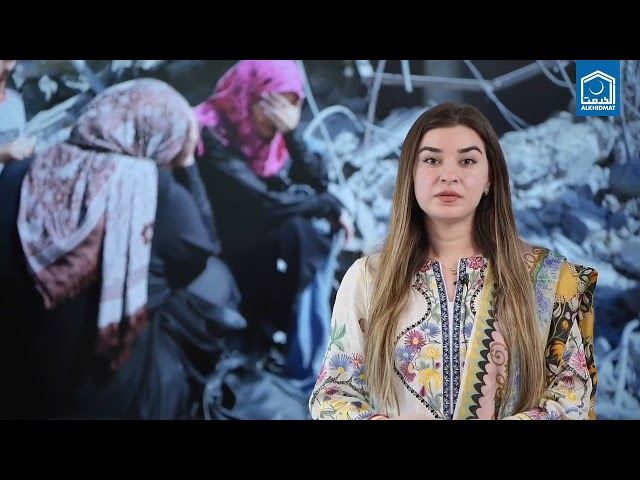 ACCA Global Prize Winner Zara Naeem Dar On Palestine's Current Situation