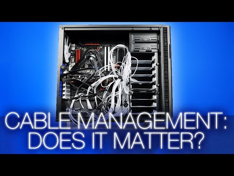 Does Cable Management Affect PC Performance?