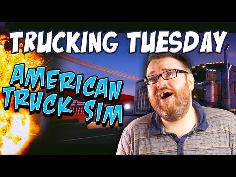 Trucking Tuesday - American Truck Simulator
