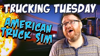 Trucking Tuesday - American Truck Simulator