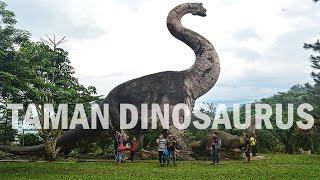 Taman Dinosaurus Majalengka