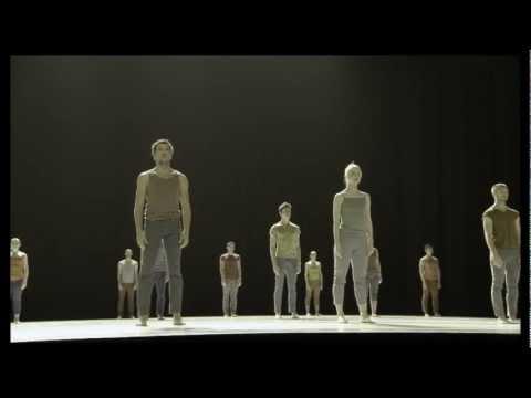 Nederlands Dans Theater (NDT) 2012-2013 season trailer