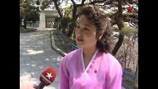 Грандиозное шоу в Северной Корее