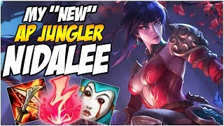 "MY ""NEW"" AP JUNGLER? NIDALEE 