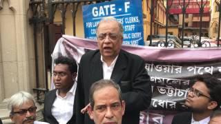 Arunava Ghosh Speaks