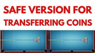 How To Transfer Coins in 8 Ball Pool 2019 By Usman Arif