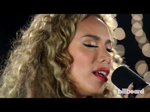 "Leona Lewis - ""One More Sleep"" LIVE Billboard Studio Session"