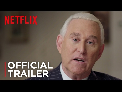 Get Me Roger Stone | Official Trailer [HD] | Netflix