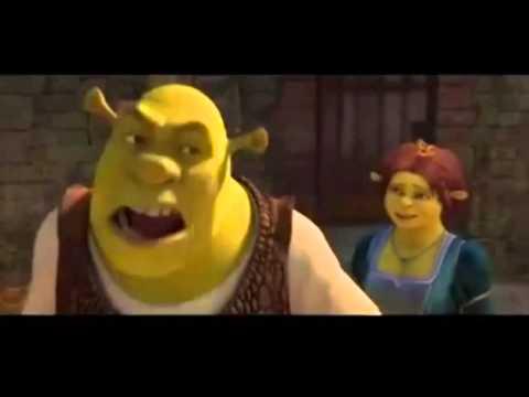 Shrek parodia
