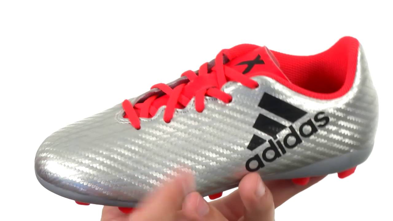 752cab7f989 adidas Kids X 16.4 FxG Soccer (Little Kid Big Kid) SKU 8711724. Shop Zappos