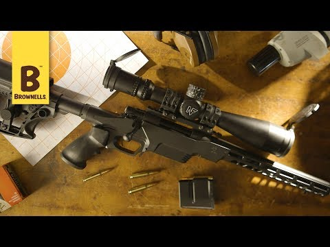 Howa 1500 LRP Rifle Build (How To)
