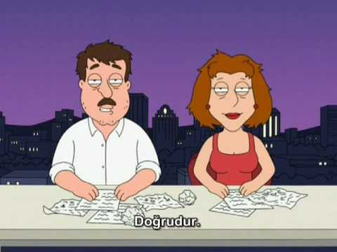A Bag of Weed - Family Guy (Türkçe Altyazılı)