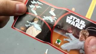 Unboxing kindera (Звёздные войны)