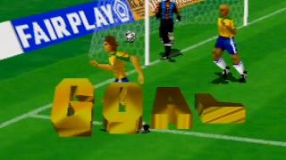 International Superstar Soccer 64 - Nintendo 64 S-Video Framemeister