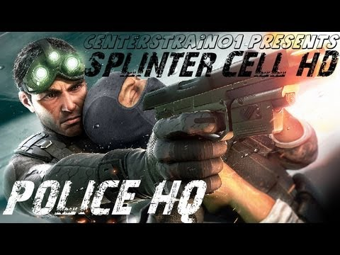 Splinter Cell: Stealth Walkthrough - Part 2 - Police Station