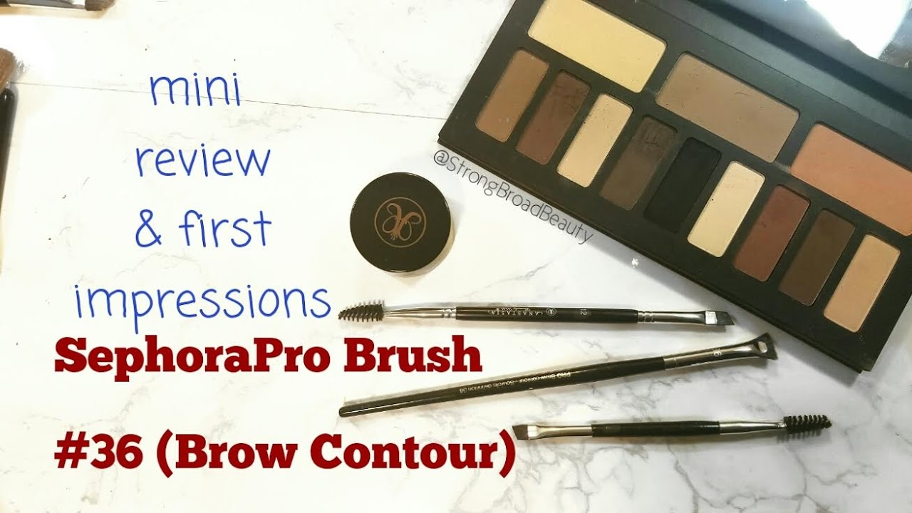 PRO Brow Contour #36 by Sephora Collection #14