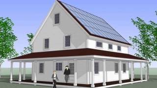 Prefab Smarthomze Are Affordable, Net-zero Energy Kits For Green Living