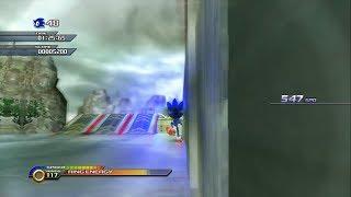 Sonic Unleashed Dragon Road Act1 Speedrun 1:44:39