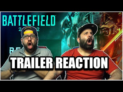 THEY MADE THIS INTO A MOVIE!! Battlefield 2042  Reveal Trailer (ft. 2WEI) *REACT